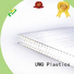 Best frosted polycarbonate sheet manufacturers for railway station and aviation overpass