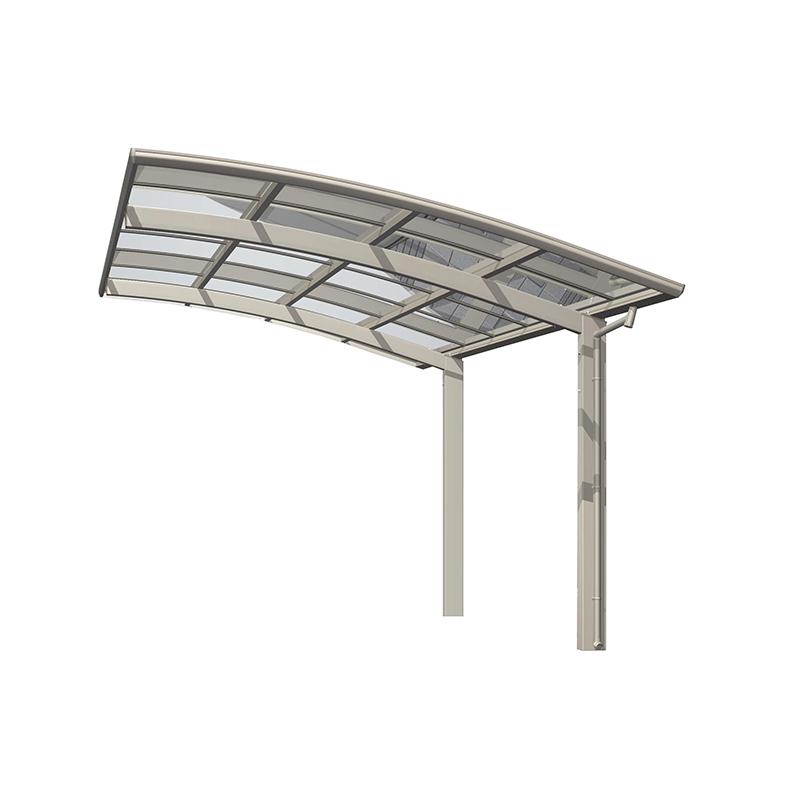 Polycarbonate Carport   Anti-UV  10 years warranty  Sturdy good wind resistance