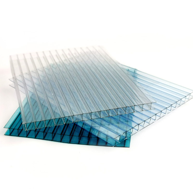 UNQ multicell polycarbonate sheet for business for architectural lighting roof-1