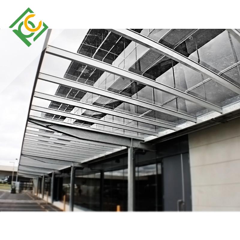 Factory Price polycarbonate roof price Wholesale Wholesale-UNQ