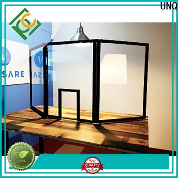 UNQ polycarbonate supply factory for LED panel board