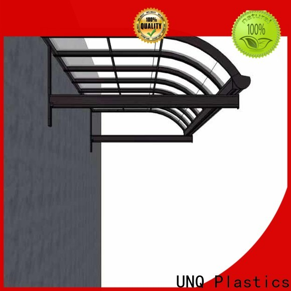 UNQ canopy system company for private garden