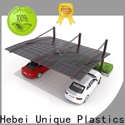 High-quality polycarbonate price manufacturers for private garden