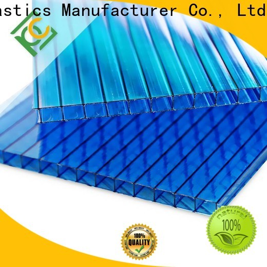 UNQ Best acrylic sheet supplier for business for railway station and aviation overpass