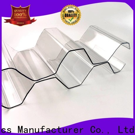 UNQ Custom 16mm polycarbonate sheet Suppliers for train stations