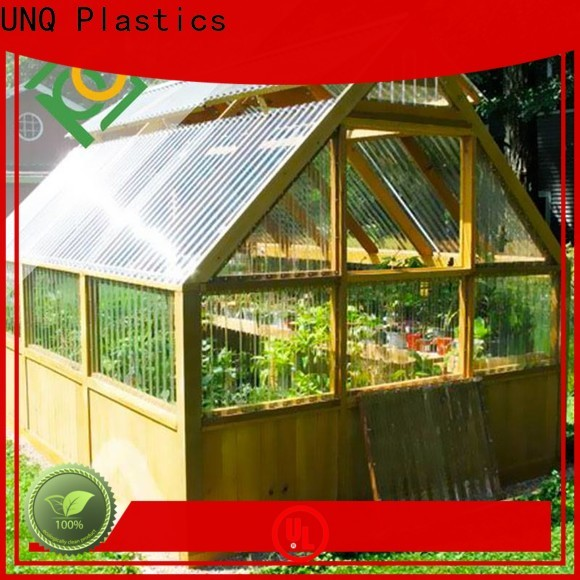 Wholesale cellular polycarbonate glazing Suppliers for food drying and ventilation building