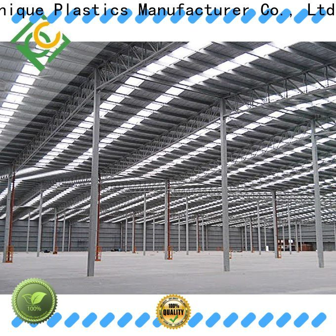 UNQ large plastic sheets for business for warehouse