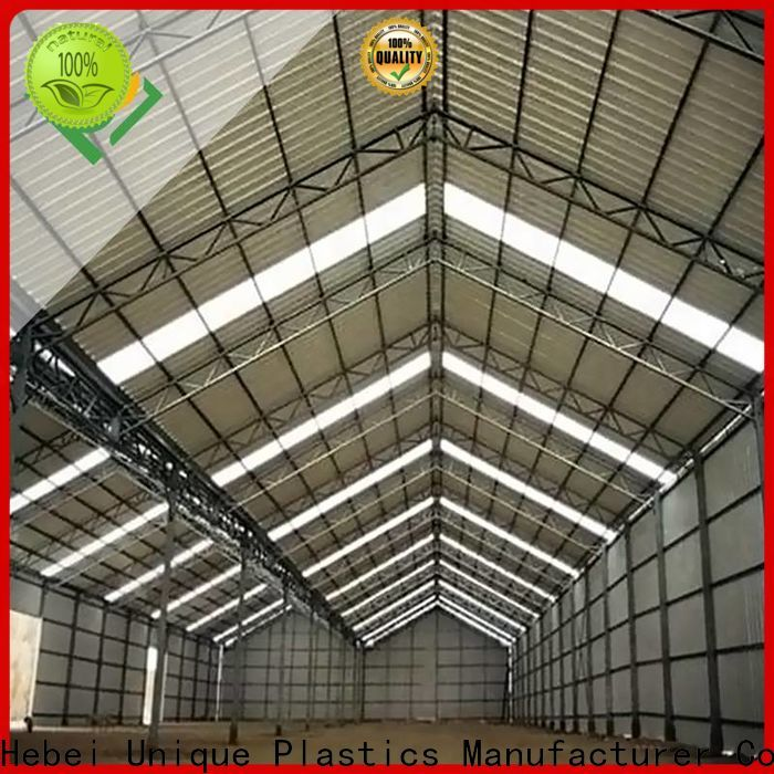 Best corrugated polycarbonate panels factory for warehouse