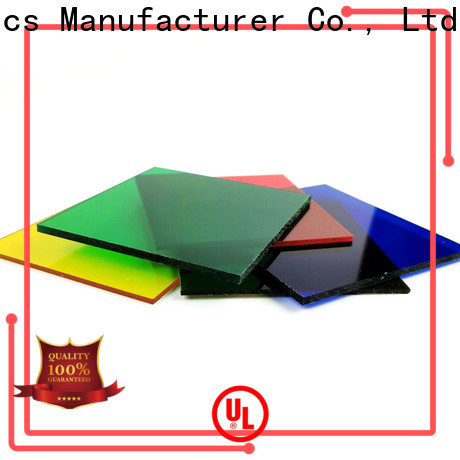 UNQ Top polycarbonate plastic roll manufacturers for LED panel board