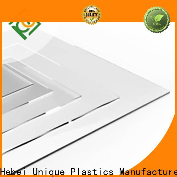 UNQ unbreakable polycarbonate panel factory for greenhouse