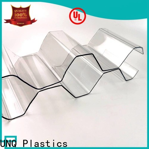 Custom white perspex sheet manufacturers for train stations