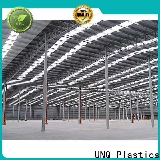 UNQ Custom perforated plastic sheet company for food drying and ventilation building
