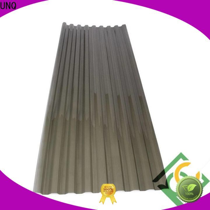 Wholesale polycarbonate properties Suppliers for food drying and ventilation building