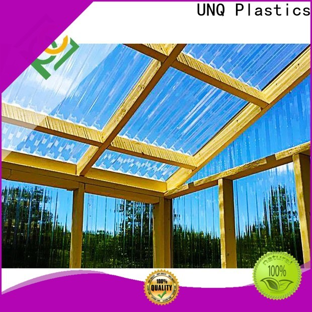 UNQ High-quality polycarbonate supplier malaysia Supply for office buildings