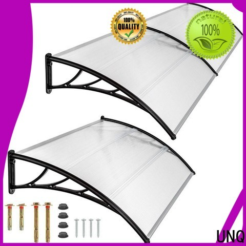 Wholesale solid polycarbonate awning Suppliers for patio