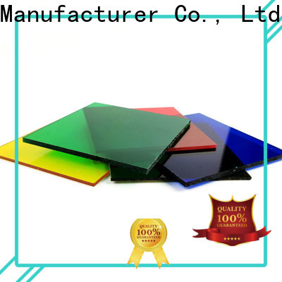 UNQ Latest diffuser polycarbonate sheet Supply for LED panel board