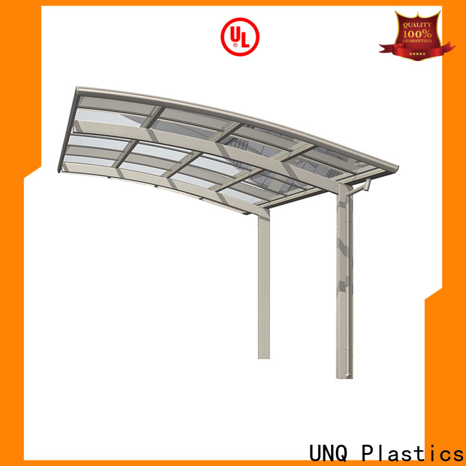 Custom roofing sheets price for business for private garden