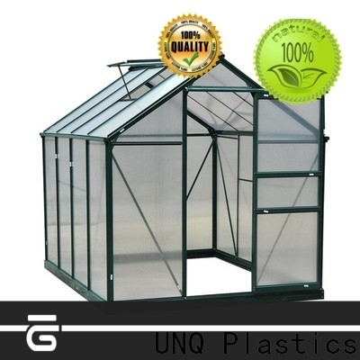 Latest 4mm greenhouse polycarbonate sheet factory for garden