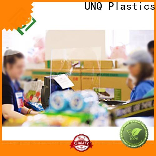 UNQ Wholesale 4mm clear polycarbonate sheet Supply for office buildings