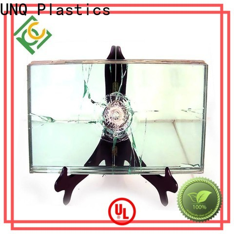 UNQ Custom cost of polycarbonate sheet factory for LED panel board