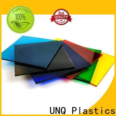 UNQ Wholesale triple polycarbonate sheet factory for air transparent container