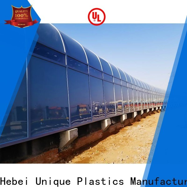 UNQ polycarbonate roofing sheet manufacturers india Supply for LED panel board