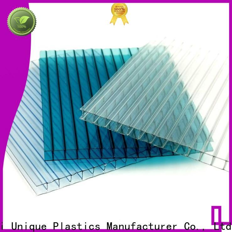 Wholesale plastic sheet roll for business for architectural lighting roof