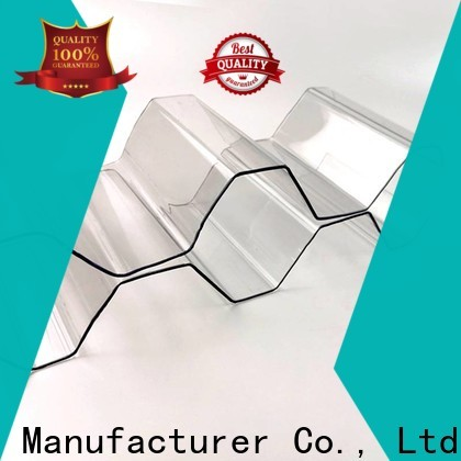 Best uv protected polycarbonate sheet manufacturers for warehouse