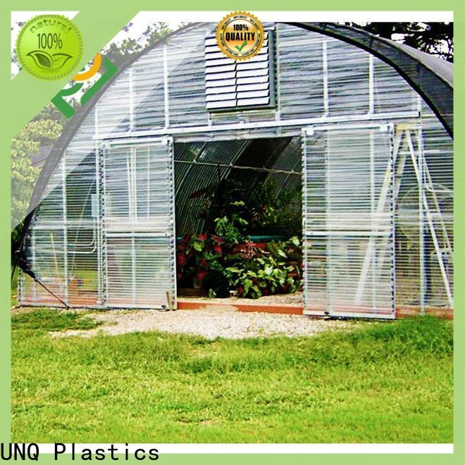 UNQ polycarbonate panels for sale manufacturers for warehouse