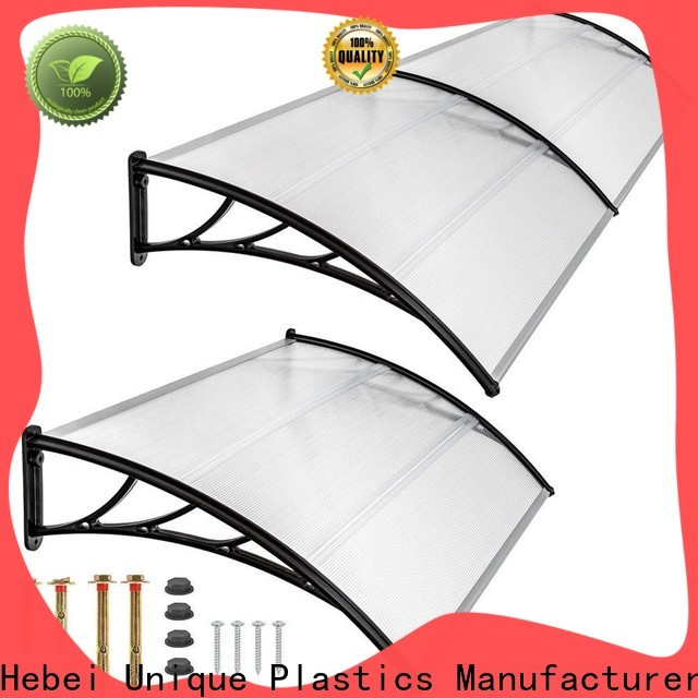 Wholesale molding polycarbonate factory for private garden