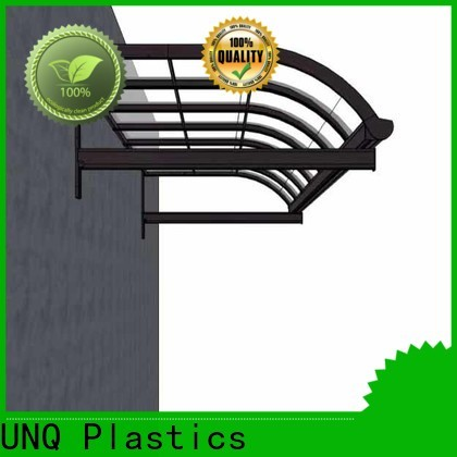 UNQ design awning polycarbonate manufacturers for patio
