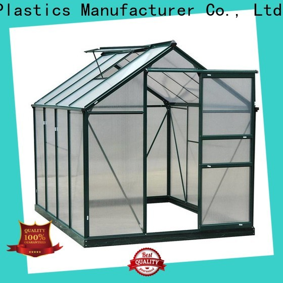 Best 8 x 10 polycarbonate greenhouse for business for garden