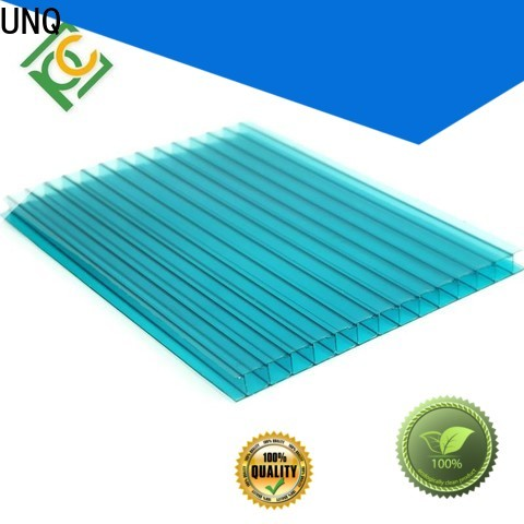 UNQ clear perspex sheet company for architectural lighting roof