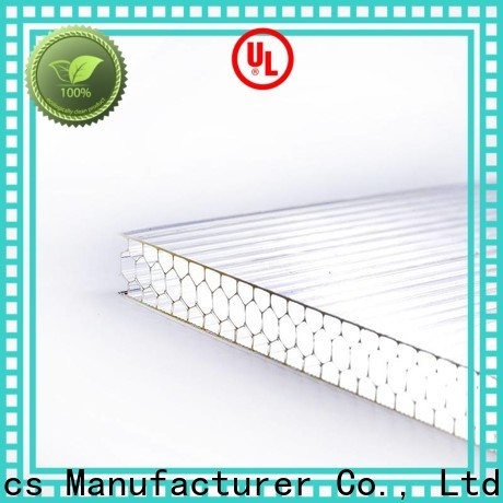 UNQ acetate sheets Supply for architectural lighting roof