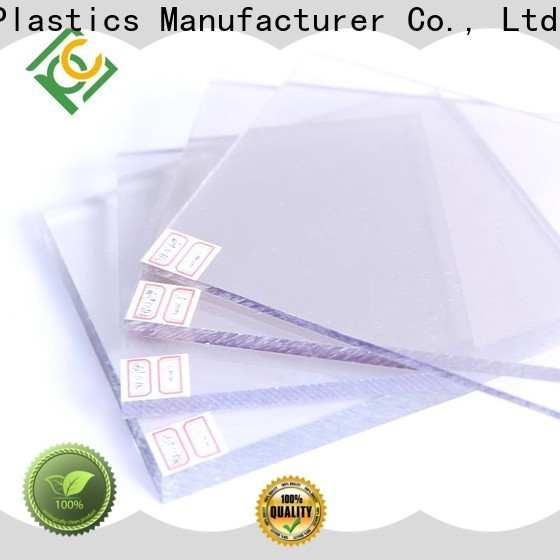Custom polycarbonate sheet colours Suppliers for LED panel board