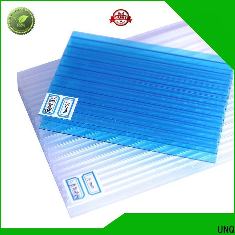 High-quality grey polycarbonate sheet Supply for building interior decoration