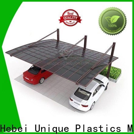 UNQ Custom steel carport kits do yourself manufacturers for real estate garden facilities
