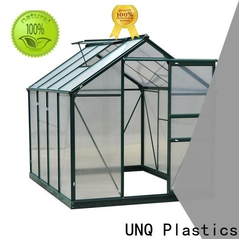 Top corrugated polycarbonate greenhouse Suppliers for flower planting