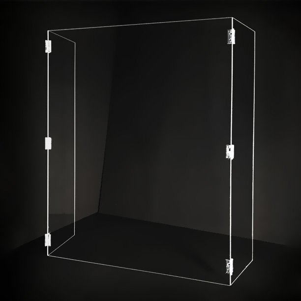 UNQ Custom polycarbonate sneeze guard factory for social use-2