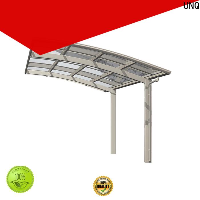 UNQ polycarbonate sealant Suppliers for car park