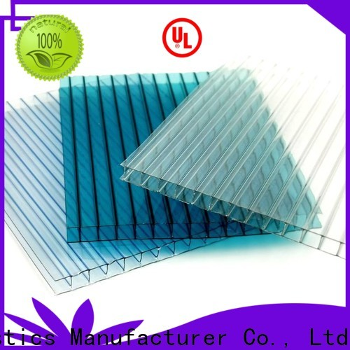 UNQ High-quality polycarbonate sheet thickness Supply for architectural lighting roof