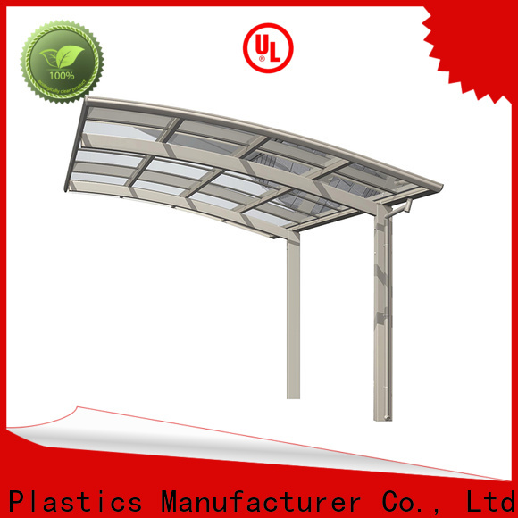 UNQ Latest best price polycarbonate sheets Suppliers for private garden