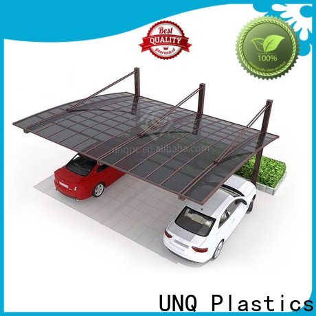 New canvas carport kit for business for private garden