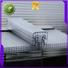 UNQ High-quality translucent polycarbonate plastic Supply for building interior decoration