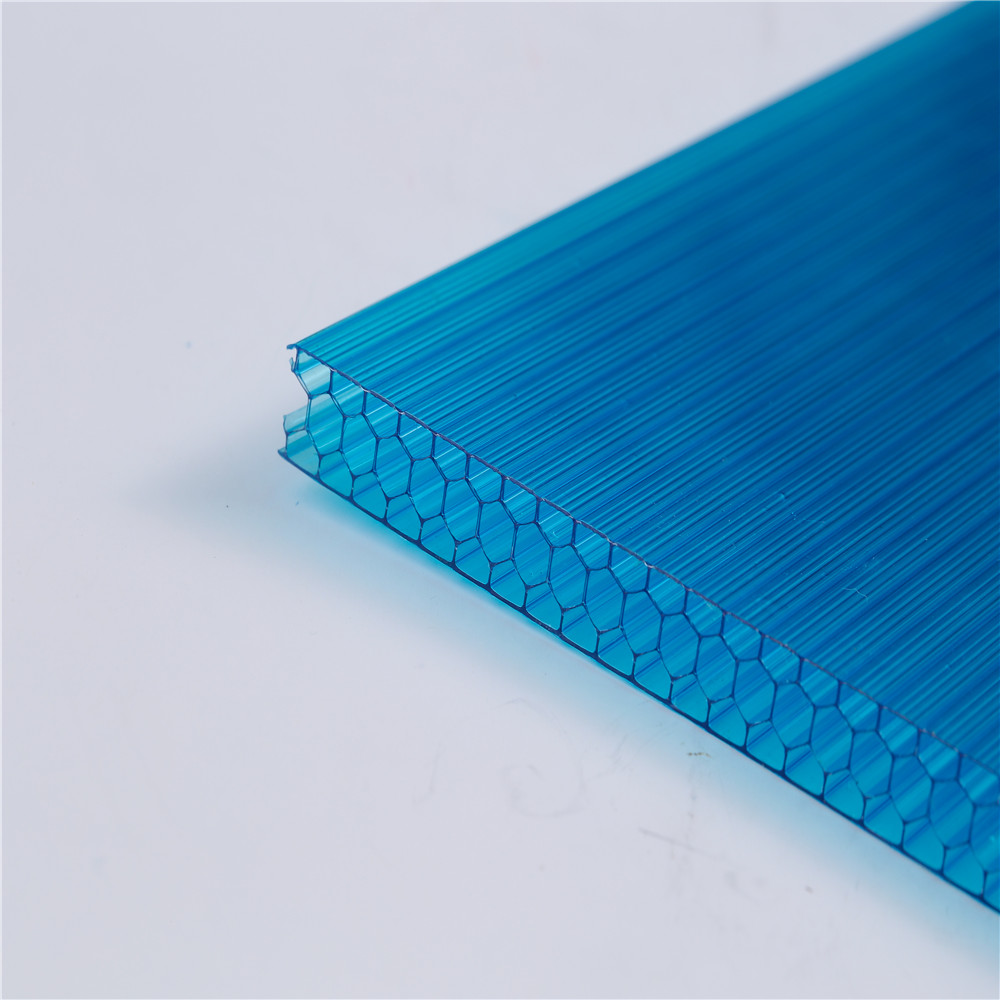 UNQ 5mm polycarbonate sheet manufacturers for architectural lighting roof-1