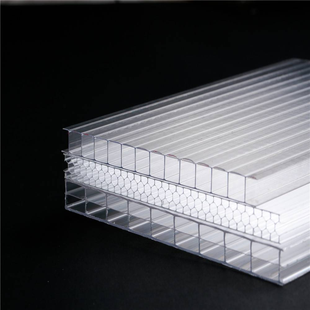 X-Type POLYCARBONATE HONEYCOMB SHEETS