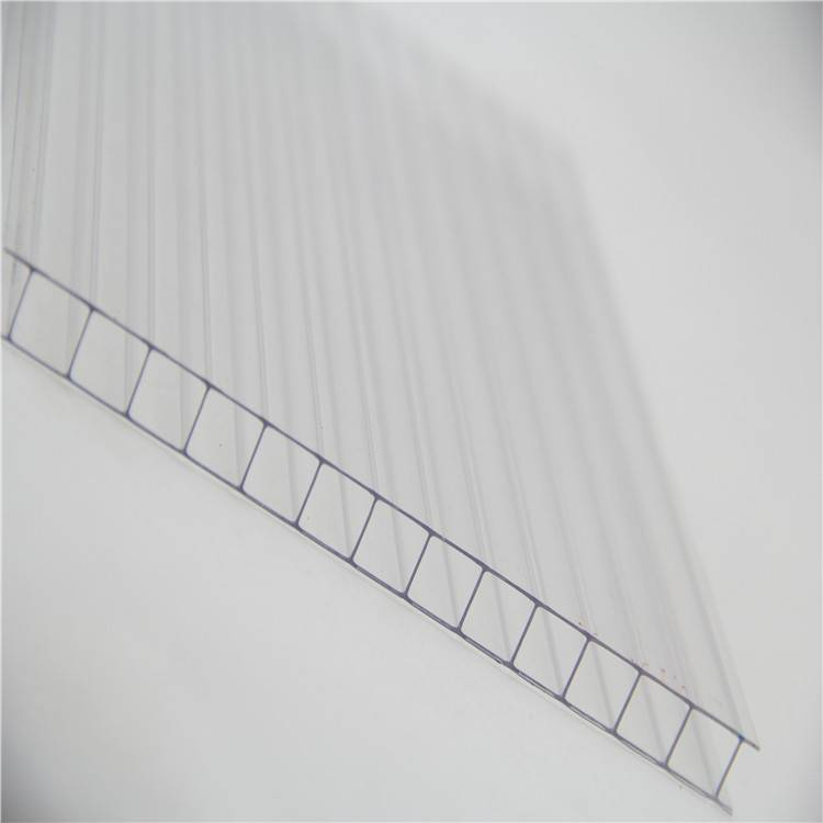 Multiwall Polycarbonate sheets for roofing glazing skylight canopies