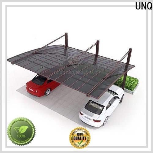 UNQ Wholesale double carport size Suppliers for car park
