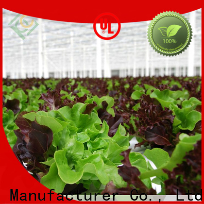 UNQ High-quality greenhouse blueprints factory for flower planting