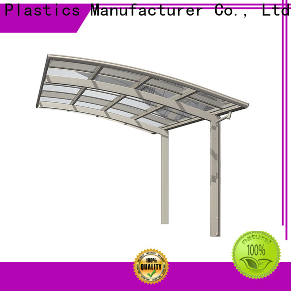 UNQ corrugated perspex roofing sheets price company for private garden